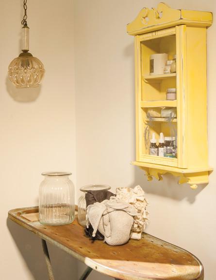 מעיין אשכנזי, ארונית צהובה (צילום: דודי ארדון)