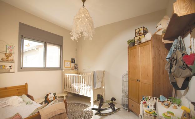 מעיין אשכנזי, חדר ילדים (צילום: דודי ארדון)