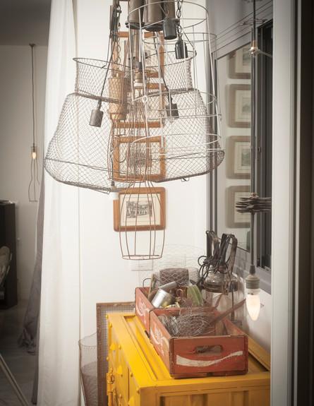 מעיין אשכנזי, מנורות (צילום: דודי ארדון)