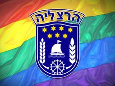 מדד הגאווה בישראל - הרצליה (צילום: mako)