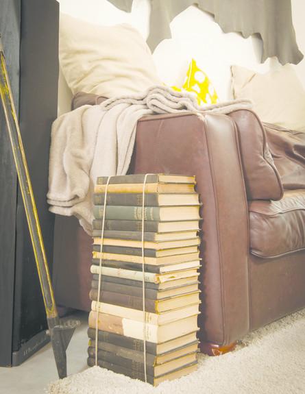 מעיין אשכנזי, ספרים (צילום: דודי ארדון)
