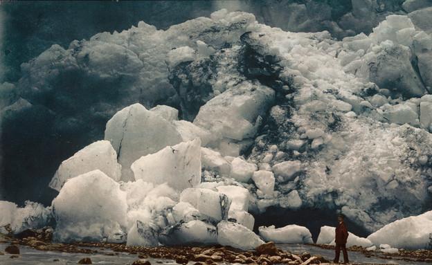 קרחון בנורבגיה