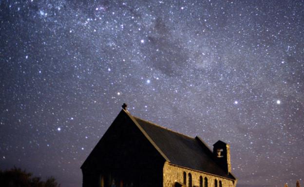 שמיים מלאי כוכבים, ניו זילנד