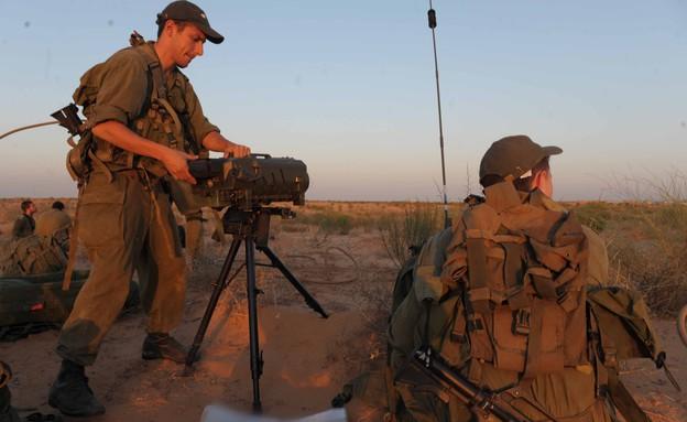 """יחמ""""ם - יחידת מטרות מיוחדות (צילום: דובר צה""""ל)"""