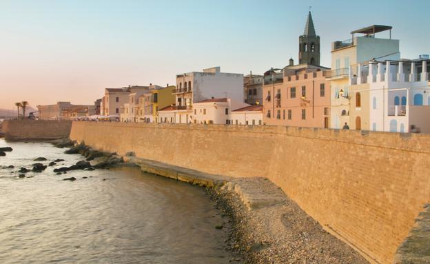 אלגרו, סרדיניה (צילום: אימג'בנק / Thinkstock)