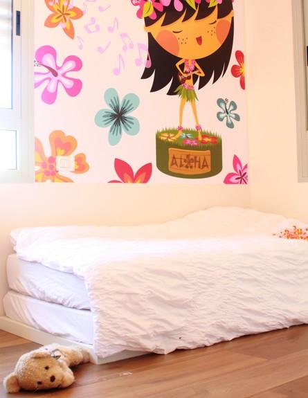 שרון איגר, חדר ילדה