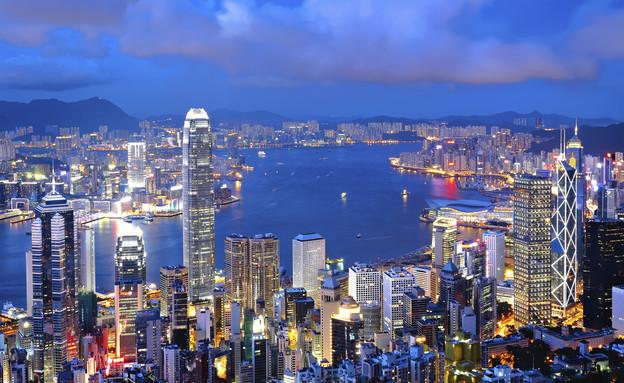 קוי אופק, הונג קונג (צילום: אימג'בנק / Thinkstock)