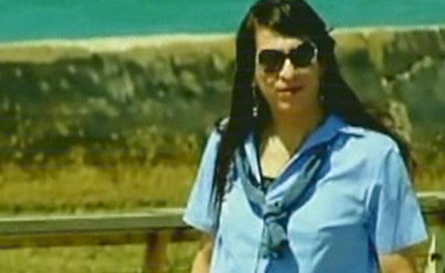 רונית אחרי השינוי (צילום: חדשות 2)