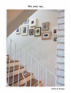 מעלה המדרגות Home & Design