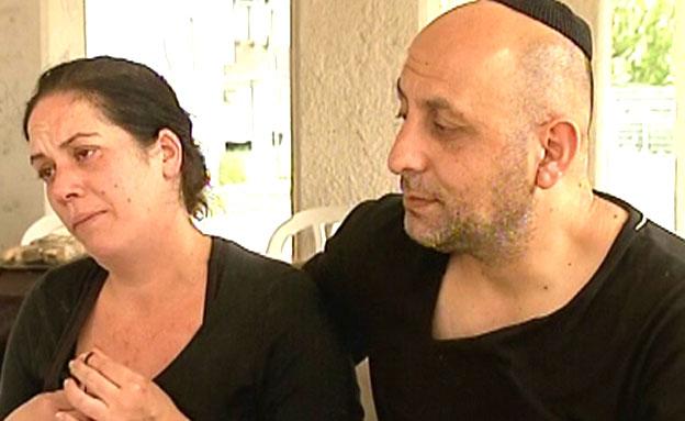 """הוריו של נעם מאיר ז""""ל (צילום: חדשות 2)"""