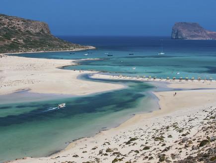 חצי האי גרמבוסה כרתים (צילום: אימג'בנק / Thinkstock)