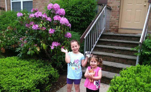 בנותיה של אתי מניו ג'רזי (צילום: תומר ושחר צלמים)