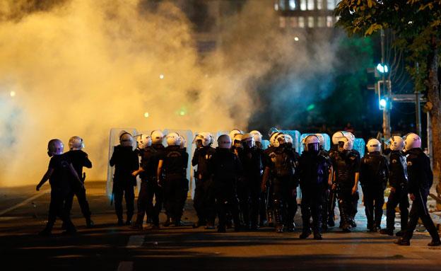 המהומות בטורקיה יימשכו. החודש (צילום: רויטרס)