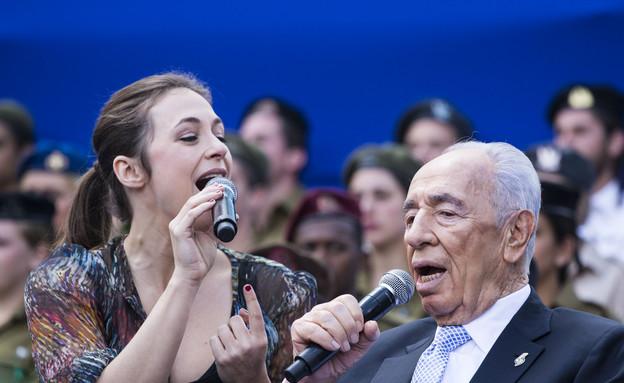 פרס וקרן פלס (צילום: Ilia Yefimovich, GettyImages IL)