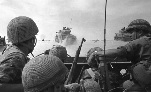 מלחמת ששת הימים (צילום: באדיבות גרעיני החיילים)