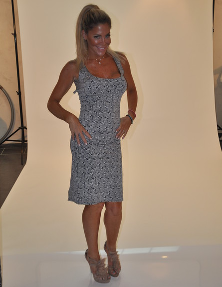 ג'ניפר סנוקל הפקת אופנה (צילום: צ'ינו פפראצי)