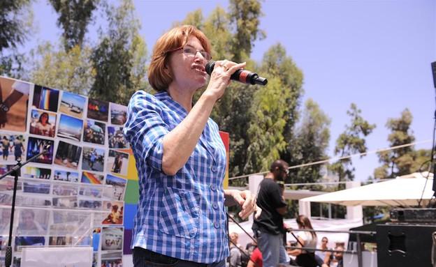 מצעד הגאווה בתל אביב 2013 (צילום: מיכאל שבדרון )