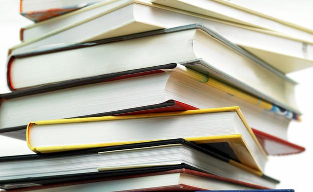 ספרים שבוע הספר (צילום: Thinkstock)