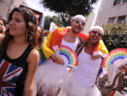 מצעד הגאווה בתל אביב 2013