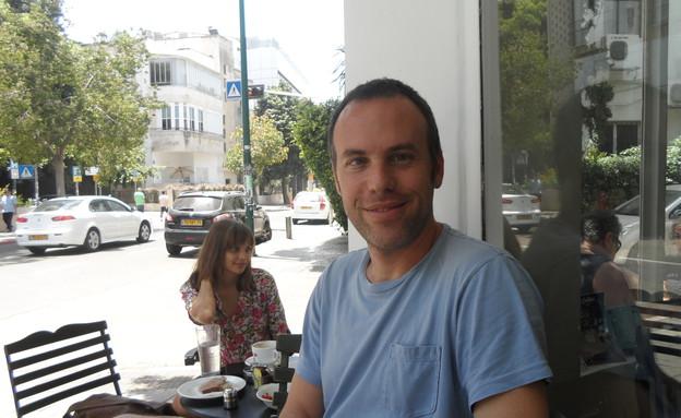 ראיון אהרון לוין