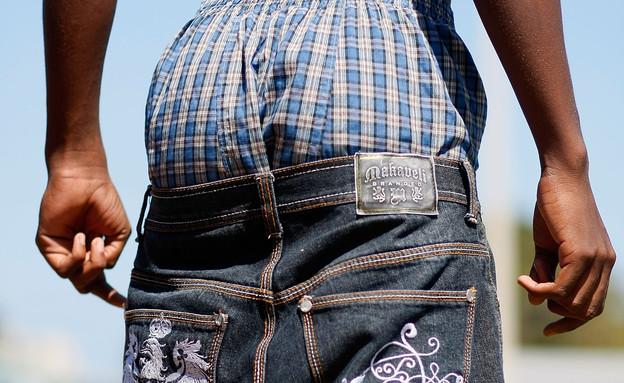 מכנסיים נפולים (צילום: Joe Raedle, GettyImages IL)