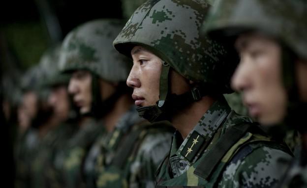 צבא סין (צילום: ויקיפדיה)