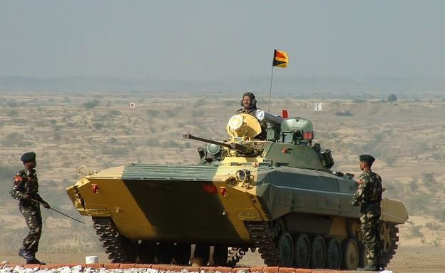 צבא הודו (צילום: ויקיפדיה)