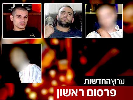 שלושת החשודים ועד המדינה בפרשת הרצח בברנוער