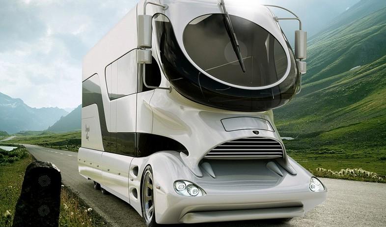 אוטובוס ארמון, פרונט (צילום: carters news agency)