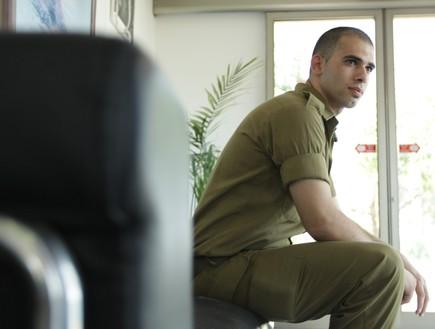 חייל מוסלמי בלשכג טבריה