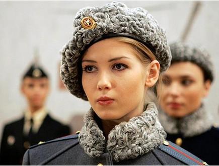 חיילת מרוסיה