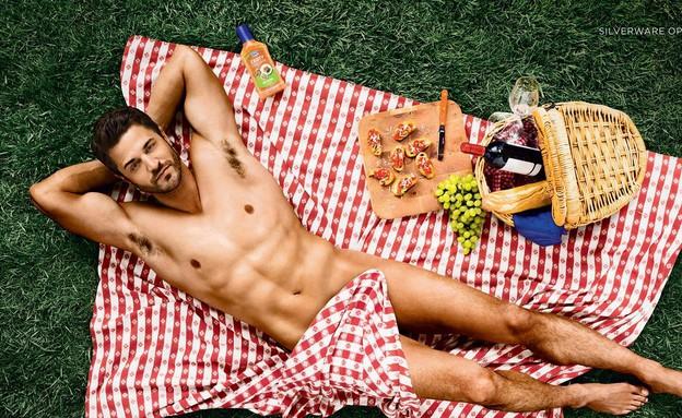 פרסומת לרוטב לסלט (צילום: huffingtonpost.com)
