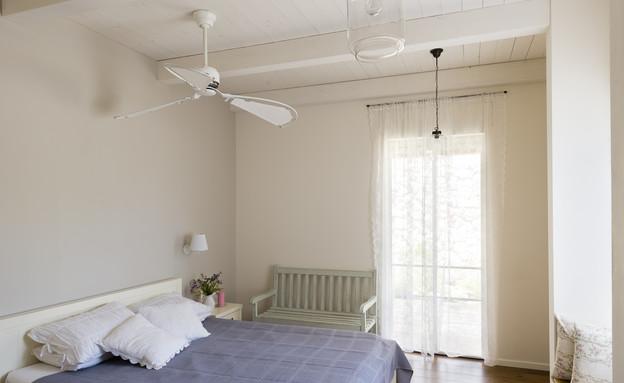 נועה פריד, חדר שינה (צילום: בועז לביא ויונתן בלום)