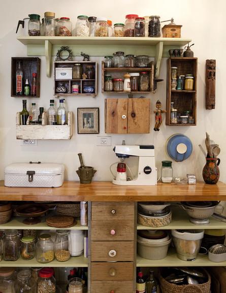פרדס חנה, מטבח (צילום: הגר דופלט)