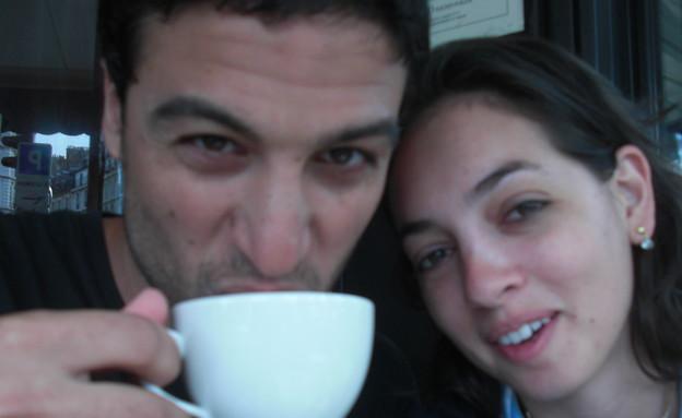 חתונה באיקאה, ישראלי קפה