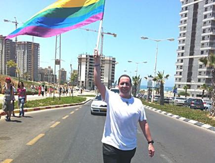מצעד הגאווה הראשון באשדוד 2013
