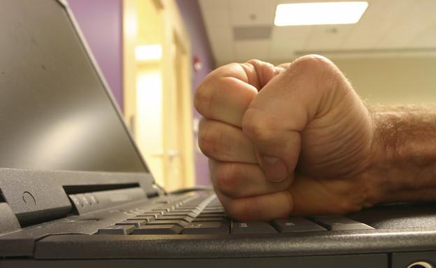 ידיים על מקלדת (צילום: אימג'בנק / Thinkstock)
