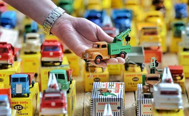 אוסף דגמי רכב