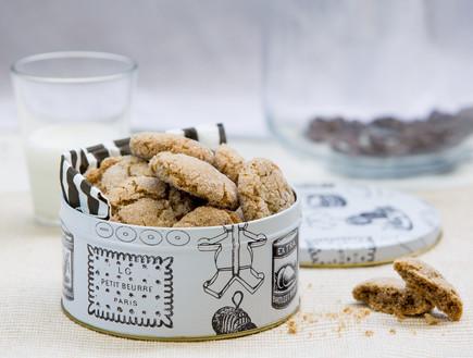 עוגיות מייפל מתובלות (צילום: בני גם זו לטובה, אוכל טוב)