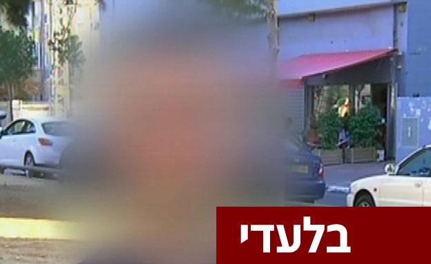 ראיון בלעדי עם החשוד באונס (צילום: חדשות 2)