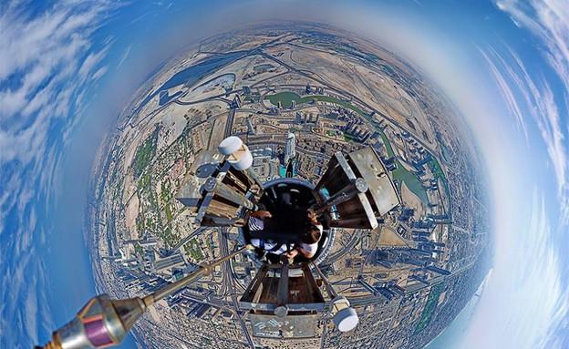 בורג' ח'ליפה שבדובאי (צילום: Gerald Donovan)