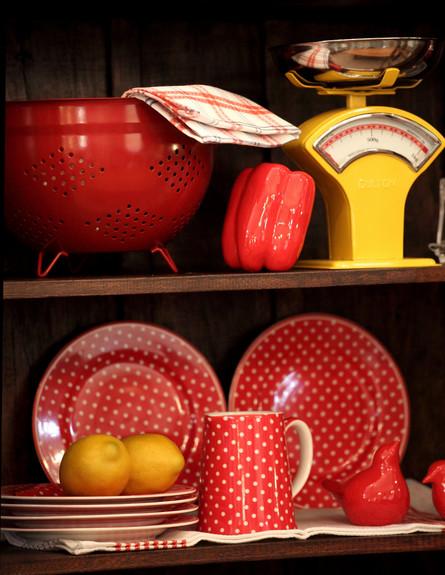 אחסון מטבח, רטרו, צילום הילה וייס (צילום: הילה וייס)