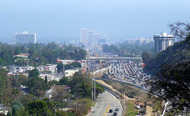 שי גל - לוס אנג'לס (צילום: שי גל 2)
