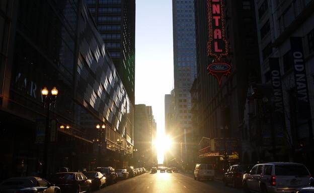 שי גל - שיקגו (צילום: שי גל 2)