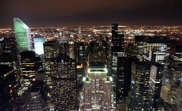 שי גל -ניו יורק (צילום: שי גל 2)