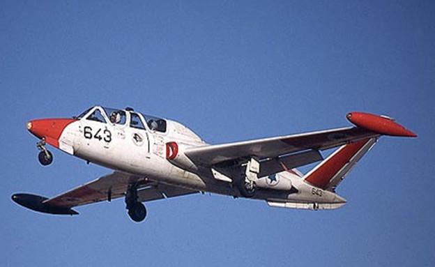 מטוס הצוקית (צילום: אתר חיל האוויר)
