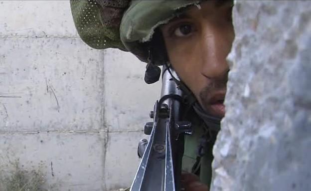 שבוע מלחמה בחטיבת הצנחנים (תמונת AVI: mako)
