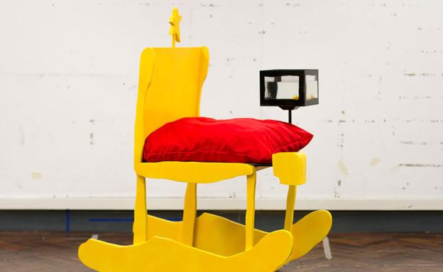 כיסאות, כיסא בנוי www.joshua-lake (6) (צילום: joshua-lake.com)