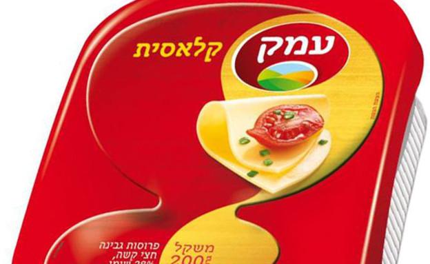 גבינה צהובה עמק תנובה
