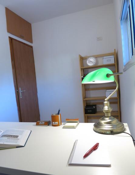 השבחת נכס, אנה גוטמן דירה1, אחרי חדר עבודה, צילום אנה גוטמן